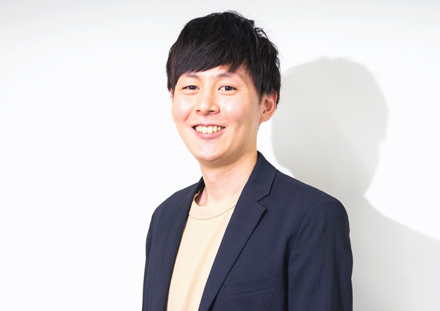 インタビュー福田